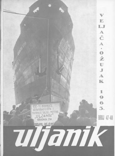 Uljanik, 1963/47-48