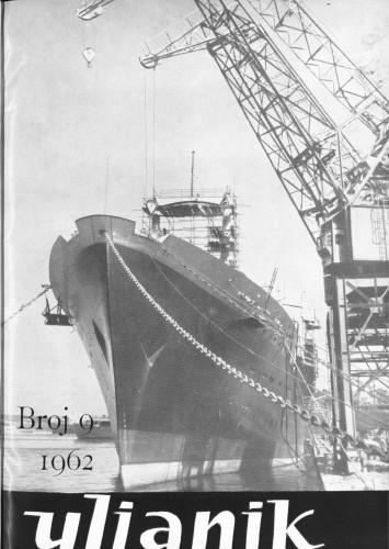 Uljanik, 1962/9