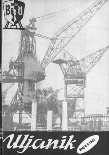 Uljanik, 1961/8-9
