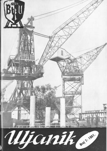Uljanik, 1961/7