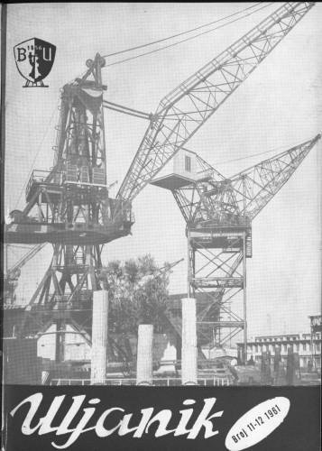 Uljanik, 1961/11-12