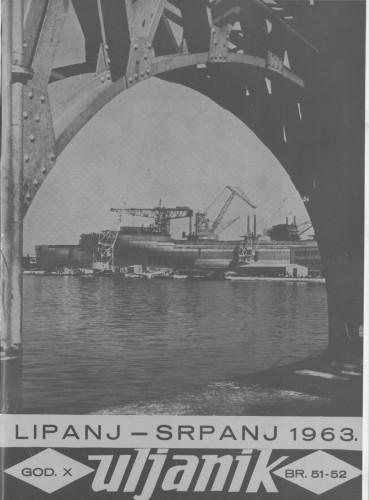 Uljanik, 1963/51-52